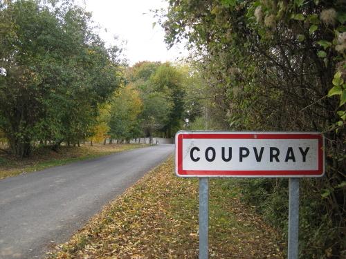 Panneau Coupvray